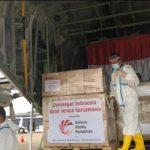 Indonesia Dapat Bantuan 140 Ribu APD dari Yayasan Ishihara Taiwan