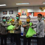 Wilmar Grup Salurkan 1.868 Paket Sembako di Kubu Raya
