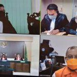 Mantan Bupati Bengkayang Suryadman Gidot Dituntut Enam Tahun Penjara