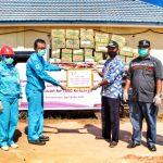 PT WHW Distribusikan Paket Sembako Gratis Buat 1.000 Keluarga Terdampak Covid-19