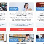 Modal Rp 1 Juta, Ini 18 Pelatihan Online Ruangguru untuk Kartu Prakerja