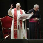 Pesan Malam Paskah Paus Fransiskus: Jangan Menyerah Pada Rasa Takut