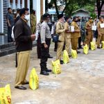 Kecamatan Sungai Raya Terima Bantuan Beras Pemprov Kalbar