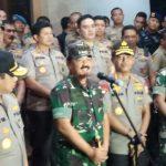 Perketat Protokol Kesehatan, Aparat TNI/Polri Disebar di 1.800 Titik