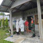 Antisipasi Pandemi COVID-19, TNI dan Puskesmas Periksa TKI Mudik