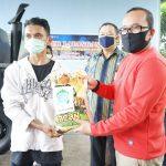 Wabup KKR Bersama legislator, TNI dan Bank Kalbar Bantu Masyarakat