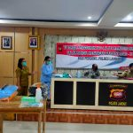 Pemkab Landak Beri Pelatihan Penggunaan APD Kepada Anggota Polres Landak