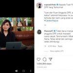 DPR Sibuk Urus Isu Lain di Tengah Pandemi, Najwa: Tuan dan Puan Apa kabar?