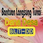 Realisasi BLT DD 122 Desa Tahap I di Bengkayang