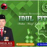 Legislator Dapil Kalbar Ucapkan Selamat Idul Fitri Kepada Umat Islam