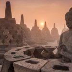 Pandemi Covid-19 Umat Buddha Tak Rayakan Waisak di Candi Borobudur & Mendut