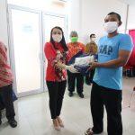 Kabupaten Landak Kecipratan Bantuan GEMARIKAN