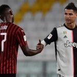Imbang Lawan AC Milan, Juventus ke Final Coppa Italia