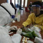 Tiga Orang Santri Dinyatakan Reaktif Rapid Test