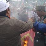 Massa Antikomunis Desak Jokowi Mundur, Istana: Kelompok Kecil Tukang Gaduh!