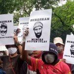 Dituntut Hingga Belasan Tahun Bui, 7 Tapol Papua akan Divonis Hari Ini