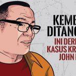 Jalan Pedang John Kei, The Godfather of Jakarta