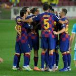 Barcelona Perlebar Jarak dari Madrid, Ini Hasil dan Klasemen Liga Spanyol