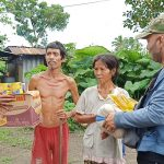 Pengusaha Gandeng Polri Salurkan Bantuan Sosial