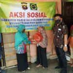 BKMT Bengkayang Salurkan Bantuan Bagi Warga Pesisir Terdampak COVID-19
