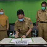 Raih WTP Kesembilan, Wali Kota Pontianak Minta OPD Tingkatkan Akuntabilitas