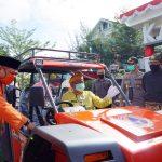 Mobil Komodo Sebagai Penunjang Atasi Karhutla Di Kubu Raya