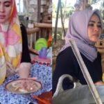 Hits: Viral Tukang Rujak Mirip Syahrini, Wanita Mendadak Gelar Pemakaman