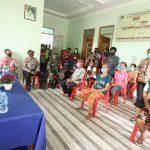 Bantuan Beras Bagi Korban Banjir di Kecamatan Menyuke