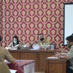 Pemkab Landak Gelar Rapat Pembentukan Panitia HUT ke-75 RI