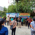 KPU Gelar Apel Coklit di Titik Nol Jagoi Babang – Malaysia