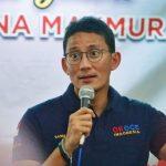 Sandiaga Uno Minta Pemerintah Harus Cepat Selamatkan UMKM