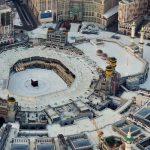 Arab Saudi Tutup Masjidil Haram Saat Idul Adha