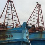 Dua Kapal Asing Terlibat Ilegal Fishing Diamankan PSDKP Pontianak
