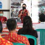 Pemkab Landak Salurkan Bantuan Bagi Dua Desa Tedampak Banjir