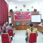 Kunker Komisi V DPRD Provinsi Kalbar di Landak