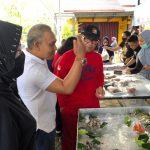 Sujiwo Apresiasi Bazar Produk Perikanan