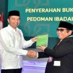 Ketum DPP LDII Prof. Dr. Ir. KH Abdullah Syam Berpulang