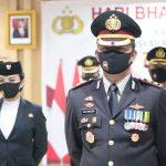 7 Instruksi Jokowi di HUT Bhayangkara ke-74