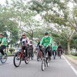 Jadikan Bersepeda Gaya Hidup Sehat