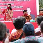 Giliran 9 Desa di Kecamatan Ngabang Terima Bantuan Bibit dan Alsintan