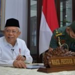 Dorong Penyederhanaan Birokrasi, Wapres Maruf Amin Harapkan Ini