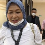 Anita Kolopaking Ditahan Usai Diperiksa Hingga Dini Hari