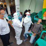 Cegah Kluster Baru, Pemkot Gelar Razia Masker di Pasar Flamboyan