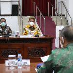 Komisi IX DPR RI Bahasa Pekerja Migran Bersama Pemprov Kalbar