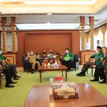Kunjungi Gubernur Kalbar, PPP Minta Sutarmidji Buka Muswil Ke VIII