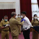 28 Lulusan PKN STAN Terima SK Pengangkatan CPNS