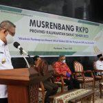 Beberkan 37 Paket Pembangunan Strategis, Sutarmidji: Tahun 2022 Jalan Provinsi 85 Persen Sudah Dalam Kondisi Mantap