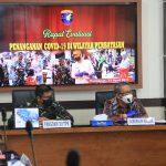 Ancam Tak Akan Transfer Dana Bagi Hasil, Sutarmidji Minta Daerah Mampu Kendalikan Dinkes Tangani COVID-19