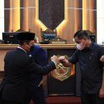 Eksekutif Sampaikan Dua Rancangan Perda ke DPRD Kalbar