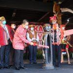 Ria Norsan: Gawai Dayak Sumbangsih Seni Budaya Kalbar Tingkatkan Perekonomian Rakyat